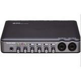 TASCAM US-600 USB2.0 便携式专业音频接口 声卡