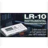 Tascam LR-10 乐器 声乐练习机 / 录音机