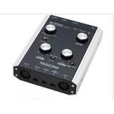 行货)TASCAM US-122 MKII USB声卡 音频接口