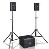 意大利蒙特宝Montarbo顶级有源音箱FULL 612会议室及娱乐套装FULL6全频+FULL12