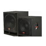 Wharfedale 英国乐富豪音箱 EVP-X15B 400W超低频音箱
