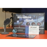 CABETI可贝迪MK680专业播音话筒 演播室专用播音话筒