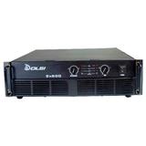 斗牛士DOLSI-EX600专业功放 专业功率放大器 专业舞台录音演出 2*300W
