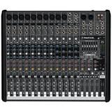 全新 正品行货 mackie模拟16路调音台 proFX16