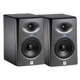 jbl LSR2328p 标准有源8寸近场两分频监听音箱一对【行货保修】