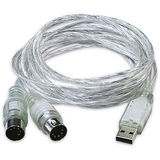 ESI MIDIMATE II MIDIMATE-II 1进1出 Midi线 USB转MidI
