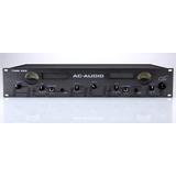 AC-AUDIO TUBE G52 双通道电子管话筒放大器 专业录音棚设备