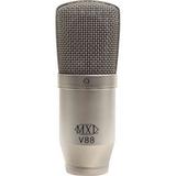 MXL一级代理 美客思乐 MXL V88 电容话筒