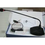 逊卡XUOKA SM-68会议话筒 专业电容式鹅颈麦克风 高级会议麦克风