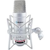 Alctron奥创CM3晶体管电容话筒,录音麦克风,大振膜播音话筒举报中心