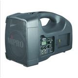 台湾原装MIPRO(正品行货假一罚十)咪宝MA202无线领夹肩背扩音机