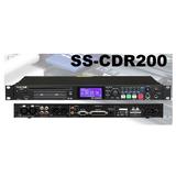 TASCAM SS-CDR200C 机架式CF存储录音/刻录播放机 录音机 正品
