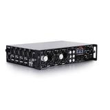 ostex FM-4便携外景调音台 影视同期四路输入便携式现场调音台