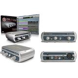 美国M-AUDIO FastTrack USB 专业声卡 音频接口(带48V)