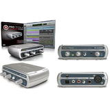 美國M-AUDIO FastTrack USB 專業聲卡 音頻接口(帶48V)