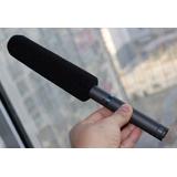 Audio Technica\鐵三角AT897采訪話筒 同期錄音挑桿話筒 攝像機話筒
