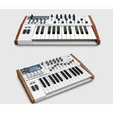 法国Arturia KeyLab 25编曲键盘控制器 25键MIDI键盘