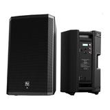 美国EV ZLX12P舞台音响 全频 有源二分频音箱