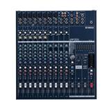Yamaha/雅馬哈 EMX5014C調音臺 14路帶功放 數字效果器