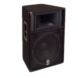 雅馬哈yamaha S112V 12寸二分頻音箱 舞臺演出 會議音響設備