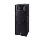YAMAHA/雅马哈 S215V 专业音响 双15寸舞台音箱