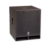 雅馬哈 CW118V單18寸專業舞臺演出酒吧KTV音響重低音炮大功率音箱