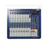 SOUNDCRAFT/声艺LIVE4.3-12 E5050 12路调音台6X2矩阵