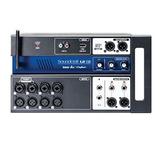 Soundaraft/声艺 UI12 数字调音台内置WIFI支持IPAD.手机无线控制