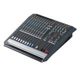 英国AllEN&HEATH PA-122CP带功放 带效果器 调音台