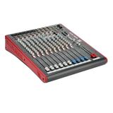 ALLEN&HEATH A&H ZED-14 1402 模拟调音台 USB调音台