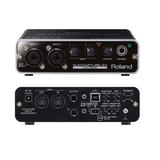 羅蘭/Roland UA-22 UA22 錄音聲卡 配音聲卡 音頻接口 USB聲卡