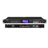 ASCAM SS-CDR200C CF存储录音/刻录播放机