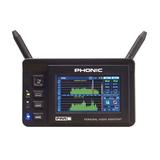 Phonic PAA6 數字觸屏帶 音頻檢測分析儀頻普測試系統器