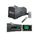 咪宝MIPRO MA-100SB 便携流动音箱 扩音机 喊话器 USB录音 带遥控