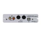 艾肯ICON Umix 44/Umix44 USB声卡音频卡音频接口