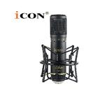 艾肯ICON Apollo LD-1 大振膜电容麦克风 电脑k歌话筒