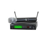 SHURE 舒爾 SLX24/SM58 無線人聲話筒
