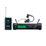 Shure舒尔SLX14/WL93无线领夹式演唱话筒麦克风