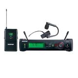 Shure/舒爾 SLX14/BETA98H無線微型樂器話筒