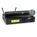Shure 舒尔无线麦克风ULXS24/SM58 全新