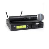 Shure 舒尔 ULXS24/BETA58A无线麦克风