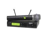 麦克风 舒尔SHURE ULXS24/BETA87专业无线手持话筒 KTV/舞台话筒