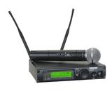 SHURE 舒爾 ULXP24/SM58 無線人聲系統