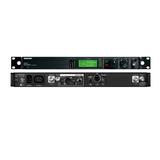 Shure/舒尔UR4S 接收机 红外线UHF对频单通道无线麦克风系统