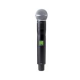 舒尔/SHURE UR2/SM58 手持U段心形话筒单话筒