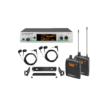 Sennheiser森海塞尔 EW300-2IEM G3无线监听系统