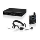 SENNHEISER/森海塞尔 EW D1-ME3 一托一 超心形无线头戴话筒