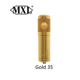 MXL 麦克思乐 Gold 35 Gold35 Gold-35 大振膜 专业电容话筒