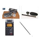 同期录音套装 Sennheiser MKE600+RODE三件套+录音机+挑杆 特价