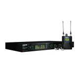 舒尔 PSM1000 双通道无线监听系统